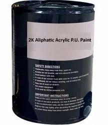 2K Aliphatic Acrylic PU Paint