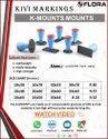 Polymer Stamp Handle ( K- Mount )