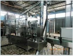 70 BPM Pet Bottle Rinsing, Filling And Capping Machine