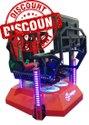 9D Car Driving Arcade Game Machine