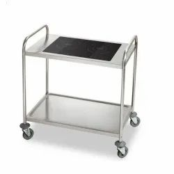Built In Induction Trolley 2000W 1500W Double Induction