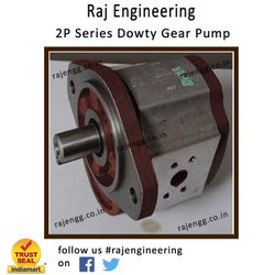 2P Series Dowty Gear Pump