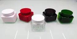 300ml Square Shape Jar