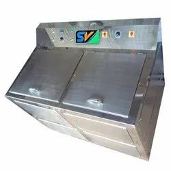 S.V. Engineers Laundry Top Load Washing Machine, Rated Capacity: 30 kg