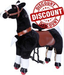 Kiddie Ride Horse - Animal