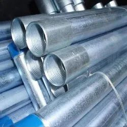 TT Swastik Galvanized Iron Pipe, Unit Pipe Length: 6 Meter, Thickness: 10 Mm