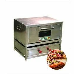 Commercial Gas Pizza Oven 10x16