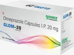 Omeprazole Capsule I.P 20 Mg