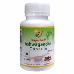 Ashwagandha Capsule 500mg (60pcs) Immunity Booster Supplement