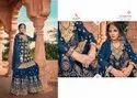 Kaara Suits Nazakat Vol 5 Georgette With Embroidery Work Salwar Kameez Catalog