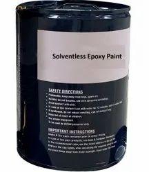 Solventless Epoxy Paint