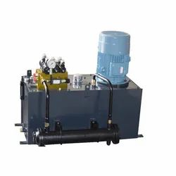 Special Purpose Machine Hydraulic Power Pack