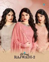 Your Choice Rajwadi Vol-2 Sharara Salwar Suits Catalog