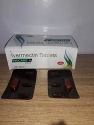 IVECARE  6MG TABLETS