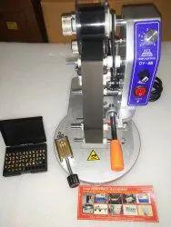 Ribbon Hot  Coding Machine