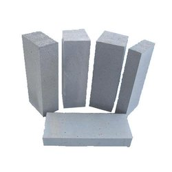 Gray Autoclaved Aerated Concrete Nucon AAC Block