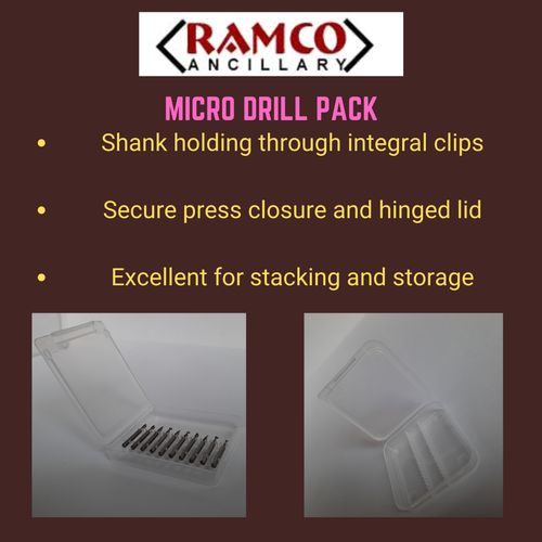 Micro Drill Pack