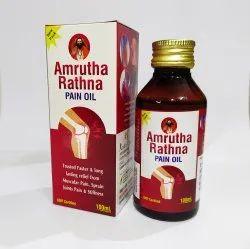Amrutha Rathna Pain Oil