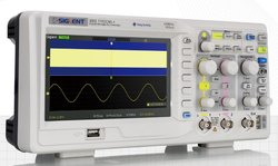 Siglent Sds1102cml Plus  100mhz 2ch Digital Storage Oscilloscope For Lab, Industries