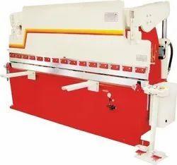 Semi-Automatic Hydraulic Press Brake Machine