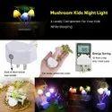 Mushroom Kids Night LED Light