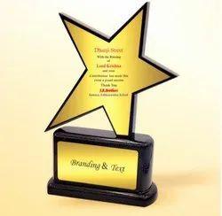 WM 9882 Star Award Trophy