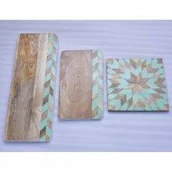 CII-562 Serving Wooden Platter