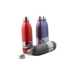 Cool Track Stainless Steel Water Bottle