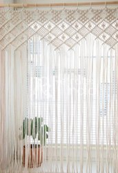 Macrame Curtain