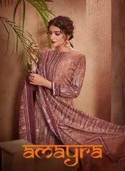 Amayra Pasmina Winter Salwar Kameez Full Cut Catalog Collection