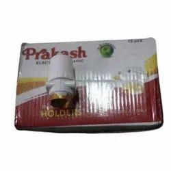 Plastic And SS Prakash Bulb Holder