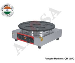 Akasa Indian Hot Plate Crepe Machine 12