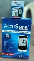 AccuSure Glucometer