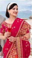 Kalista Fashions Mallika Gold Vol 2 Burfi Designer Silk Saree Catalog