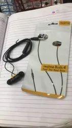 Black Wired Realme Earphone, Headphone Jack: 0.3mm, Model Name/Number: 0012