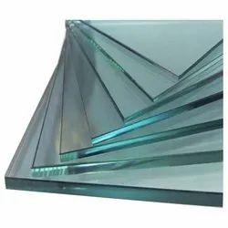 Toughened Safety Glass, Shape: Flat