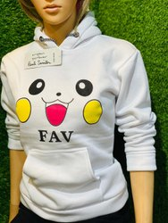 Pikachu Hoodie for Women and Girs