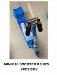 Blue Safaa MB 6810 Children Scooter, Size: 16 Inches(l)