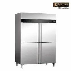 Elanpro RI 1100F Four Door Static Laboratory Freezers