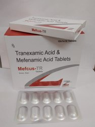 Mefenamic Acid 250 Mg Tranexamic Acid 500 Mg