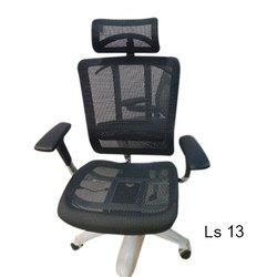 LS 13 Mesh Revolving Chair