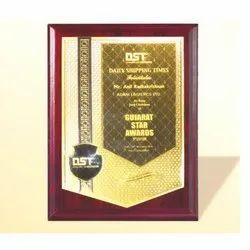 FP 10756 Golden Certificate Memento