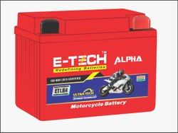 Erc E-tech 4lb Alpha Etlb4 20m. Two Battery