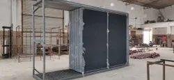 8 X 4 Feet Tiles Display Stand
