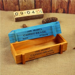 Custom Junglewood Wooden Storage Boxes
