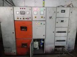 20 Kva Floor Mounted Three Phase Electronic Control Panel