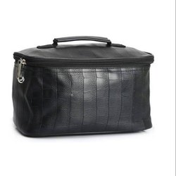 Mboss Leather Duffel Bag