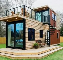 Mobile Home Container