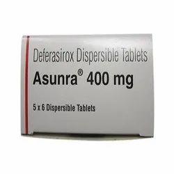 Asunra 400mg Tablet