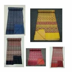 Azrak Printed Cotton Kantha Quilts